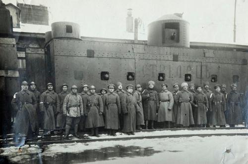 поїзд УГА в Радехові